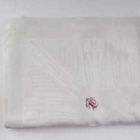 Tablecloth And Two Napkins, C1904