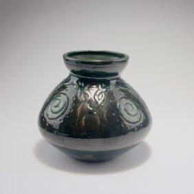 'chambered Nautilus' Vase, C1890