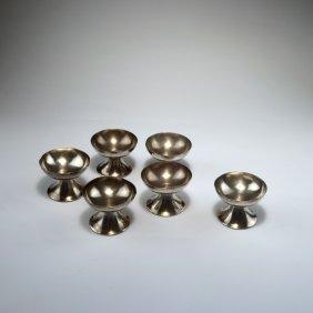 Six Ice Cream Bowls, C1936