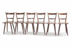Twelve 'tuebinger Chairs', 1948