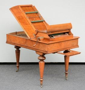 An Exceptional 'piano Melodico',brevet G. Racca & Co.,