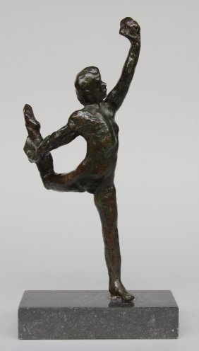 Rodin A., 'danseuse - Mouvement 'e', Bronze, Cast