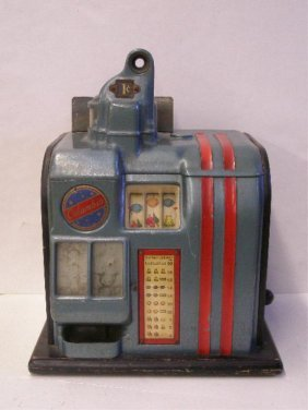 Slot machine ownership laws