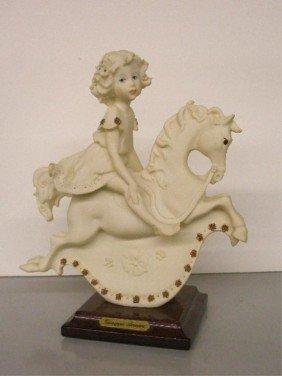 Giuseppe Armani Shy Rider Figure