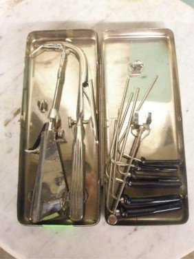 Ermold 8pc Dental Instrument Set