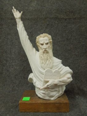 Large Cybis Figure Moses