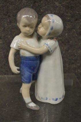 Bing & Grondahl Porcelain Figurine