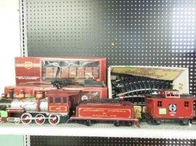 Bachmann Big Haulers Train Set