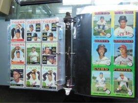 Large Lot 1960s-80s Baseball Cards