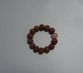 Peking Glass Bead Wasit Lace