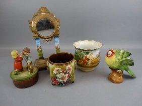 Lot Of 5 Porcelain Items