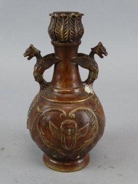Bronze Chinese Vase