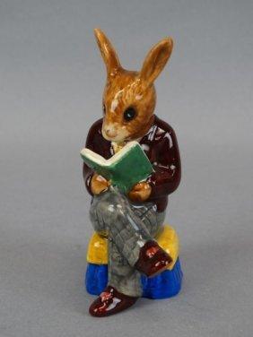 Royal Doulton Bunnykins Figure - Grandpa's Story