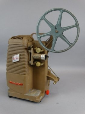 Vintage Mansfield Holiday 8 Mm. Movie Projector