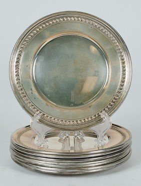 Concord Sterling Plates�