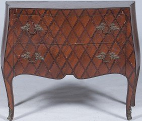 Louis XV-style Bombe Commode�