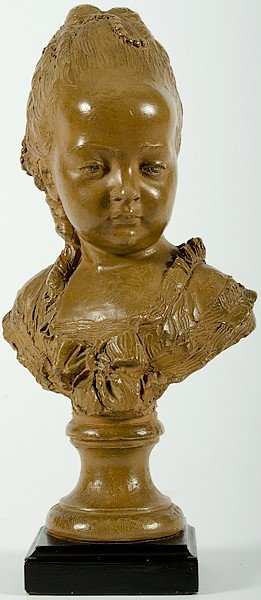 French Terra Cotta Bust�