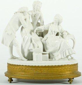 German Porcelain Figural Group�