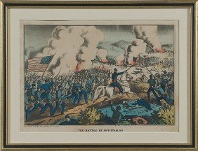 Gibson & Co., The Battle Of Antietam, MD�