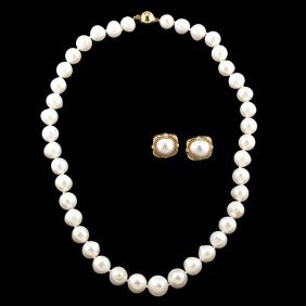 Cultured Pearl Collection�