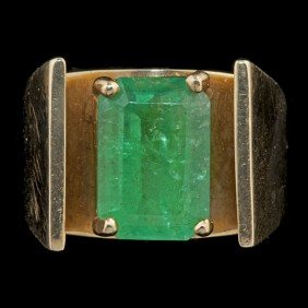 Emerald Ring�