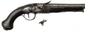 French Flintlock Pistol�