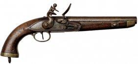 Belgian Miltary Flintlock Holster Pistol�