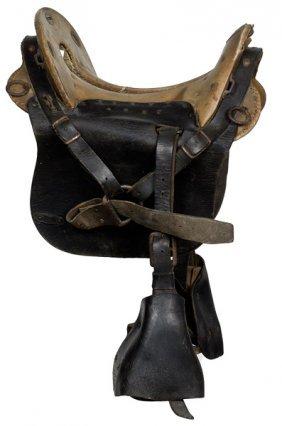 U.S. Civil War Enlisted Man's McClellan Saddle�