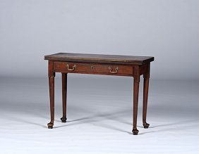 Queen Anne Gaming Table