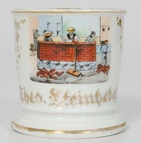 Brick Layer's Occupational Shaving Mug�