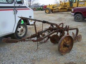 Jeeps For Sale In Md >> 5: John Deere Antique 2 Bottom Plow : Lot 5