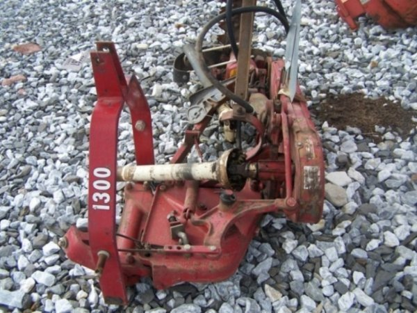 International 1300 Sickle mower manual