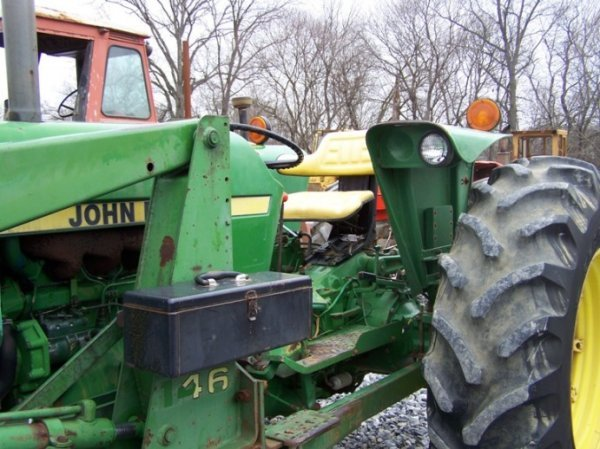 john deere 146 loader manual