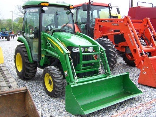 John Deere 3720 Manual : John deere cab tractor loader car interior design