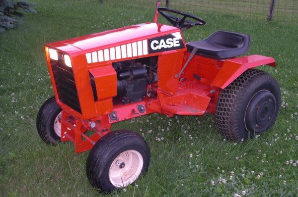 2604 Original 1979 Case 220 Lawn Amp Garden Tractor Lot 2604
