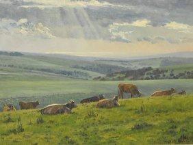 Hawkins, Stephen [great Britian, B.1964] Large Oil