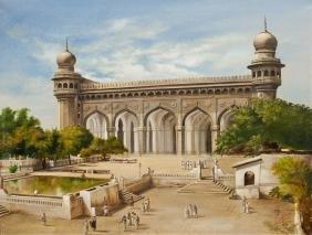 After Lala Deen Dayal, Indian 1844-1905- Views Of