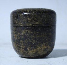 Japanese Natsume Tea Caddy Edo Period