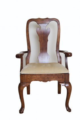 Traditional Cherry Arm Chair