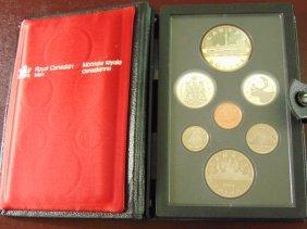 1984 Royal Canadian Mint Set