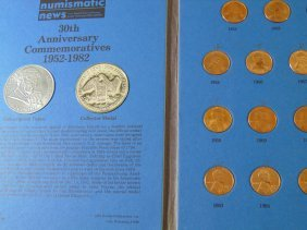 Numismatic News 30th Anniversary Lincoln Cent