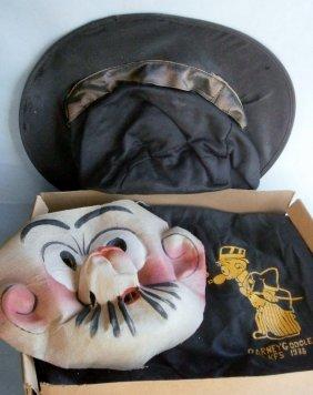 Barney Google Masquerade Costume, C.1930s