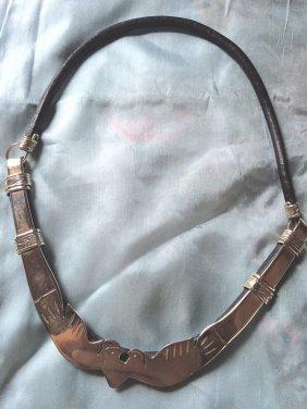 A Handmade Necklace