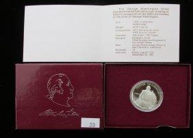 1982 Washington Commemorative Silver Pf Half Dollar