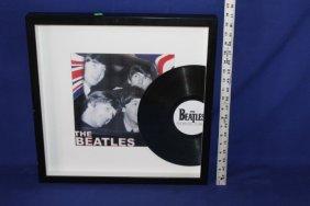 The Beatles Record Shadow Box - Modern
