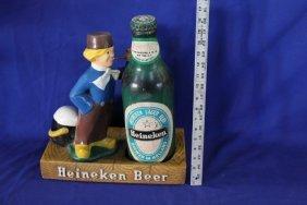 Heineken Beer 3-d Advertising Beer Display