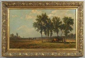 """Willem Jan Van Den Berghe """"untitled (pastoral"""
