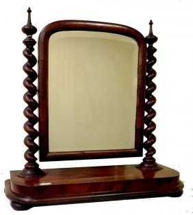 Empire Shaving Mirror