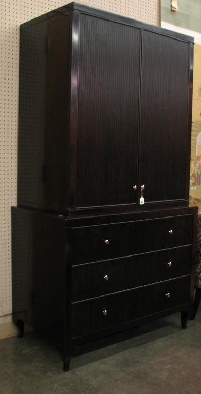 268 Baker Furniture Armoire By Barbara Barry Lot 268