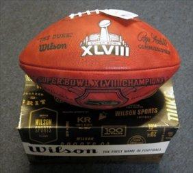 Duke Super Bowl Xlviii Seattle Seahawks 4884/5000